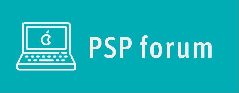 PSP forum